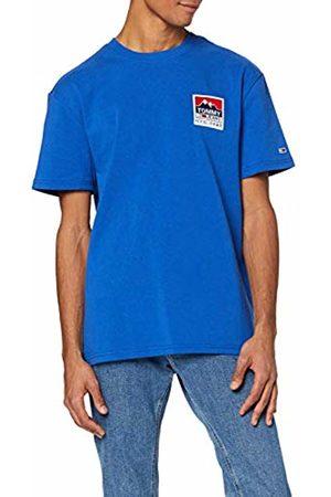 Tommy Hilfiger Men's TJM Mountain Back Logo TEE Sport Shirt