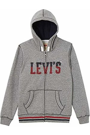 Levi's Boy's Zipper Apply Cardigan