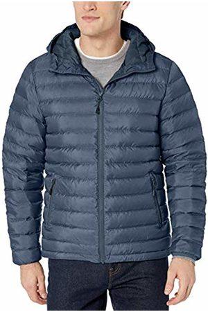 Goodthreads Packable Down Jacket With Hood Denim