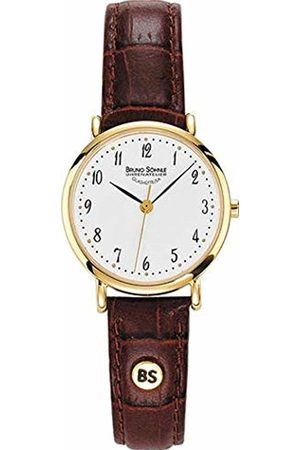 Soehnle Women's Quartz Watch Analogue Display and Leather Strap 17-33045-921