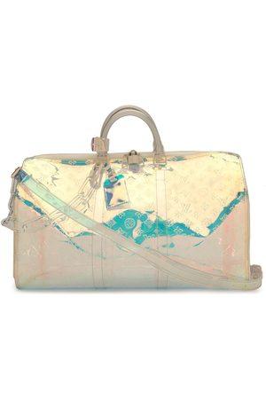 LOUIS VUITTON Keepall Prism 50 2way bag