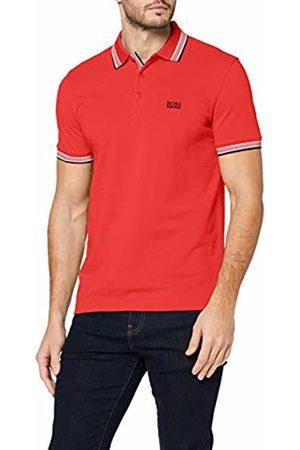HUGO BOSS Men's Paddy Polo Shirt Plain Regular Fit Polo Shirt