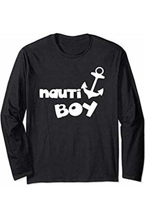New Kids Valueweight Long Full Sleeve Tee Boys Girls Plain Casual Sports T-Shirt