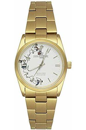 Zadig & Voltaire Unisex Adult Quartz Watch ZVF414