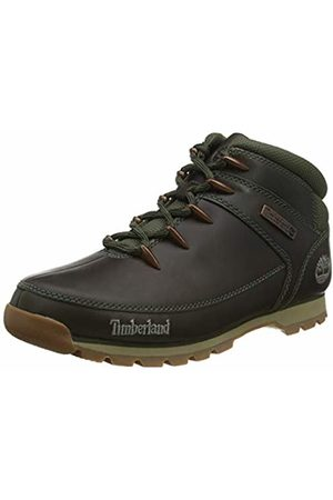 Timberland Men's Euro Sprint Hiker Chukka Boots, Dk Full Grain