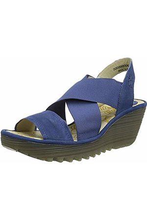Fly London Women's YAJI888FLY Open Toe Sandals, ( 006)