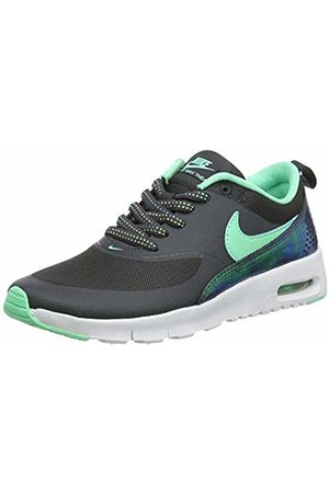 Nike Trainers - Unisex Kids Air Max Thea Print Gs Low-Top Sneakers, ( 820244-002)