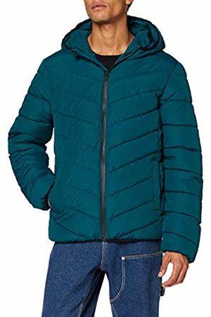 New Look Men's AW19 OP Entry Puffer Coat