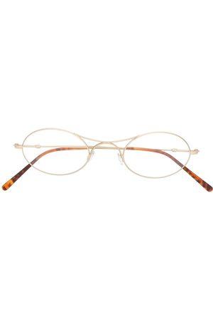 Armani AR229M oval-frame glasses