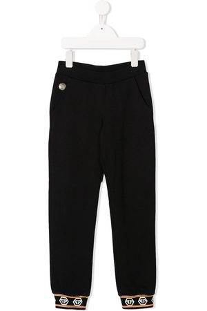 Philipp Plein Statement jogging trousers