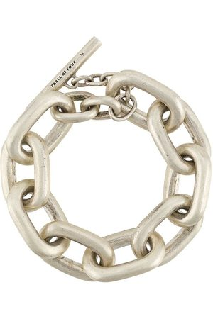 PARTS OF FOUR Bracelets - Oversized chain bracelet