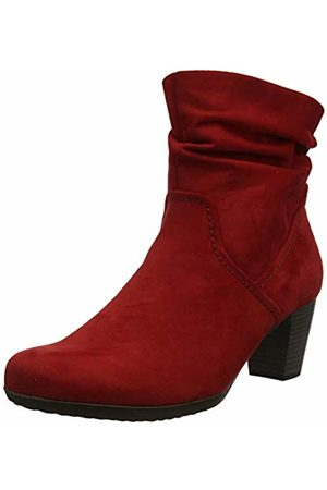 Gabor Women's Laughter Ankle Boots, (Cherry 45)