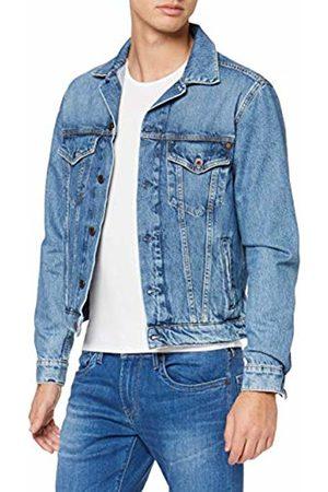 Pepe Jeans Men's Pinner Denim Jacket