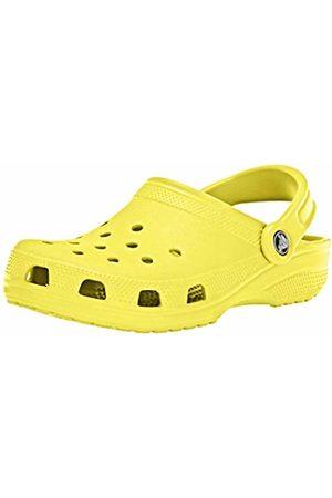 Crocs Unisex-Adult's Classic Clogs , (Citrus)