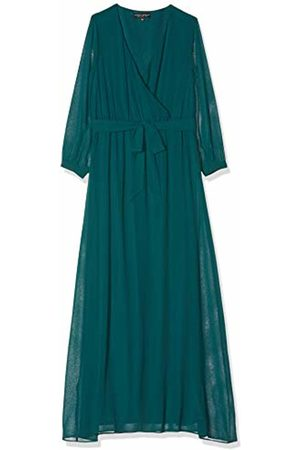 Dorothy Perkins Women's Chiffon Wrap Maxi Dress
