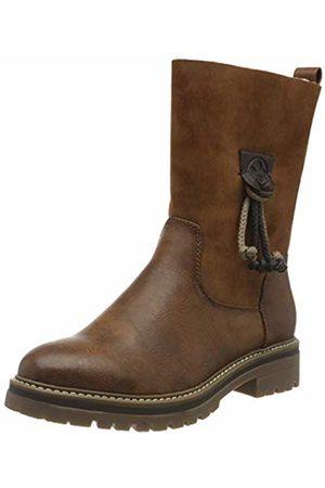 Rieker Women's Herbst/Winter Ankle Boots, ( /reh/Schoko 22)