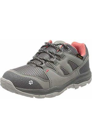 Jack Wolfskin Unisex Kids' Mtn Attack 3 Texapore Low K Wasserdicht Rise Hiking Shoes, (Titanium 6005)