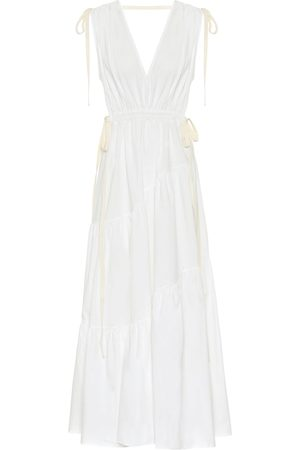 Lee Mathews Exclusive to Mytheresa – Cotton dress