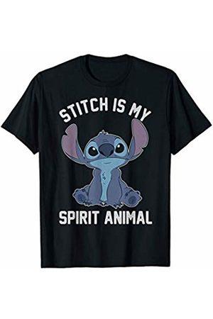 Disney Lilo & Stitch My Spirit Animal Text T-Shirt