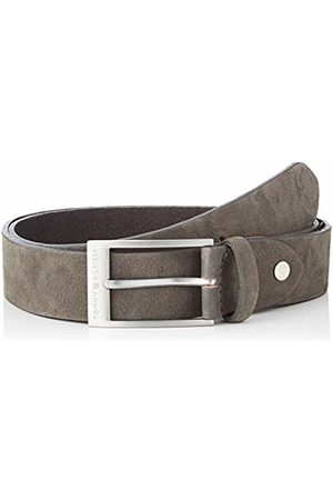 Tommy Hilfiger Men's Formal Nubuck Belt 3.5 Adj