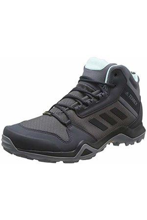 adidas Women's Terrex Ax3 Mid GTX W Fitness Shoes, (Gricin/Negbás/Mencla 000)