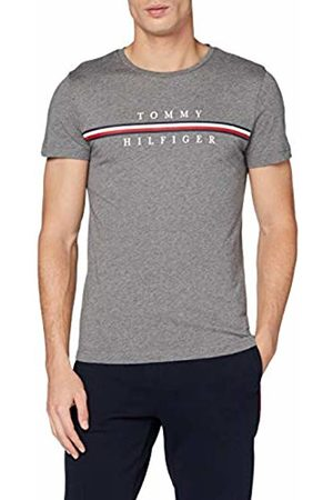 Tommy Hilfiger Men's Corp Split TEE Sport Shirt