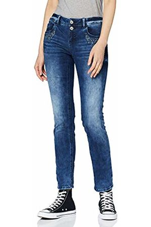 Street one Women's 372681 Crissi Casual Fit Slim Jeans