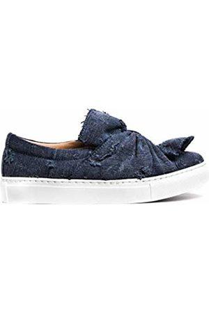 L'INTERVALLE Women's Luby Denim Sneaker