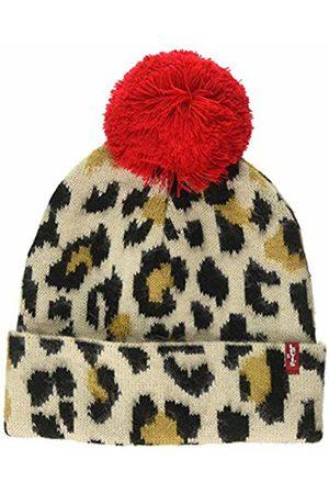 Levi's Women's Leopard Beanie