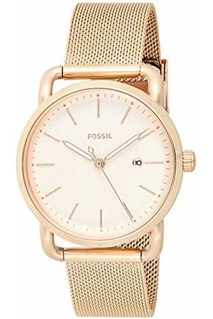 Fossil Womens Analogue Quartz Watch with Stainless Steel Strap ES4333