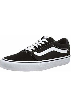 Vans Men Trainers - Ward Canvas, Men's Low-Top Sneakers, (Suede/Canvas) / C24)
