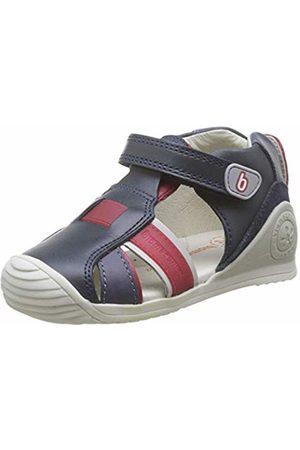 Biomecanics Baby Boys' 192135 Sandals, (Azul Marino (Kaiser) A)
