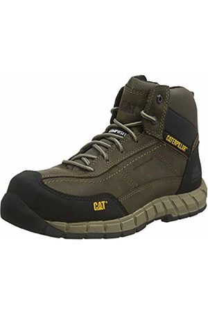 Cat Footware Men's Streamline Mid Leather CT S1P HRO SRC Construction Boot