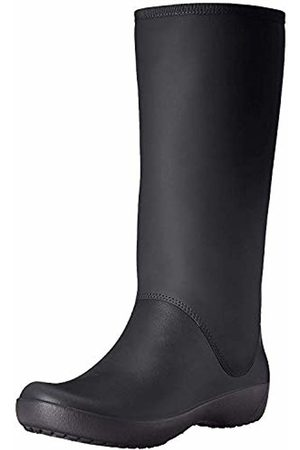 Crocs Women's RainFloeTallBt Rain Boot