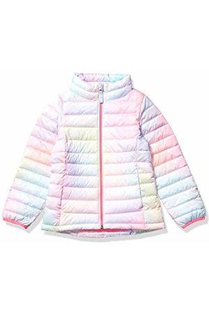 Amazon Hooded Puffer Jacket Ombre