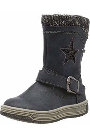 Indigo Girls' 354 005 Slouch Boots, (Navy 836)
