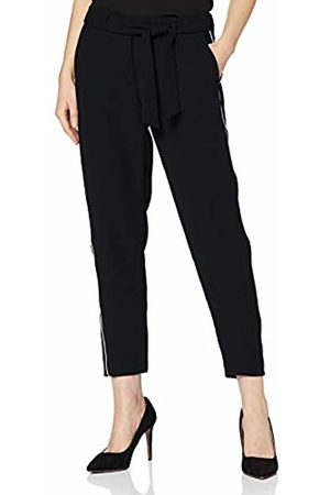 s.Oliver Women's's 11703764717 Trousers Jet 9999 10