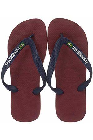 Havaianas Brasil Logo, Unisex Adults' Flip Flop Flip Flops
