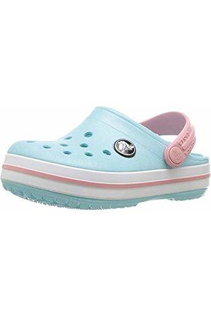 Crocs Unisex Kid's Crocband Clog K (Ice - )