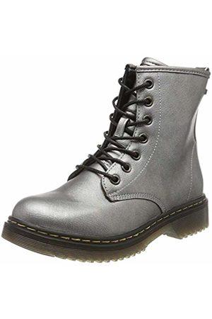 Indigo Girls' 452 087 Biker Boots, (Pewter/Gun Metal 946)