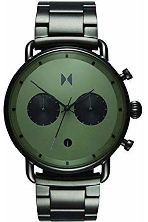 MVMT Mens Analogue Quartz Watch with Stainless Steel Strap D-BT01-OLGU