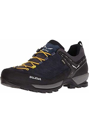 Salewa Men's Ms MTN Trainer GTX Low Rise Hiking Shoes, (Night /Kamille 960)