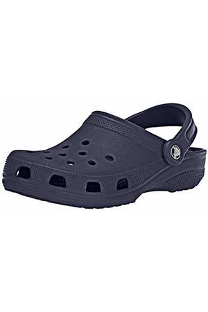 Crocs Unisex-Adult's Classic Clogs, (Navy)