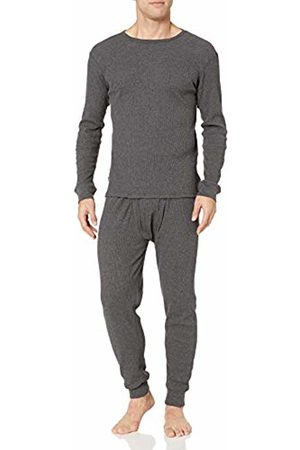 Amazon Thermal Long Underwear Set Charcoal