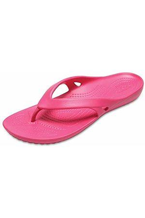 Crocs Kadee II Flip Women Flops, (Paradise )