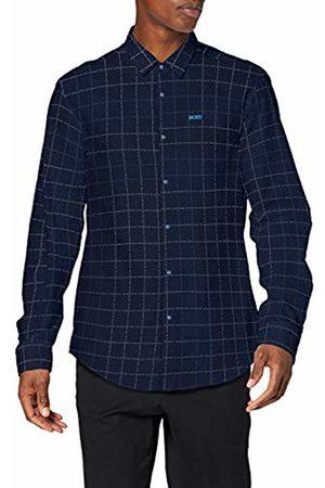 HUGO BOSS Men's Bertillo_s Casual Shirt