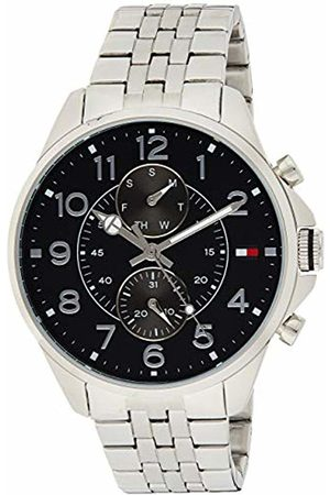 Tommy Hilfiger Mens Analogue Quartz Watch with Stainless Steel Strap 1791276
