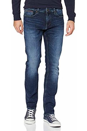 Tommy Hilfiger Men's Scanton Slim NSUDK Straight Jeans