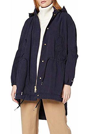 Tommy Hilfiger Women's Bessie Gmd Parka Jacket, (Peacoat)