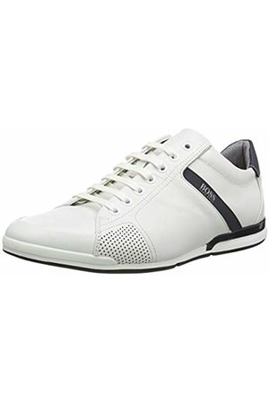 HUGO BOSS Men's Saturn_Lowp_lux4 Low-Top Sneakers, ( 100)